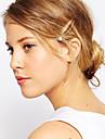 European Style Fashion Wild Gold Pearl Hairpin