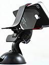 차량 휴대 전화 지원 GPS 네비게이터 PVC 게으른 유리 흡입 흡입 컵 브래킷