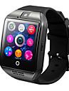 Smartwatch q18 com camera touch screen para telefone Android