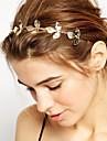 European leaves Alloy Headbands (1,2)(1 Pc)