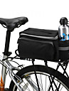 ROSWHEEL 자전거 가방 13L자전거 트렁크 백/자전거 짐바구니 어깨에 매는 가방 자전거 트렁크 백 방수 충격방지 착용할 수 있는 싸이클 가방 PVC 600D 폴리에스터 싸이클 백 사이클링