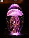 1pc conduit jour des dons de lumiere lampe boule de cristal anniversaire fille musique legere boite male petite amie creatrice valentine