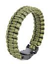 Bracelet Bracelet de survie Bracelets Nylon Forme de Ligne Personnalise Durable Quotidien Decontracte Sports Bijoux CadeauBleu marine