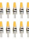 Силикагель g4 led crystal spotlight 1 smd сапфир cob 2w dc / ac12v 200-250lm белый / теплый белый (10шт)