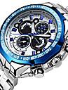 WWOOR® Men\'s Watch Military Watch Clock Men Digital Watch Strip Watchband Waterproof Noctilucent Sport Wristwatch Mens Relogio Masculino