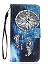 For Samsung Galaxy S7 S7 Edge Dream Catcher PU Leather Wallet S5 S6