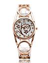 아가씨들 패션 시계 손목 시계 캐쥬얼 시계 / 석영 합금 밴드 캐쥬얼 우아한 멋진 실버 골드 로즈 골드