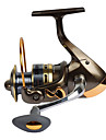Fishing Reel Spinning Reels 2.6:1 13 Ball Bearings Exchangable General Fishing-SF4000