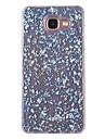 For Samsung Galaxy A5(2016) A3(2016) Case Cover Pattern Back Cover Glitter Shine Soft TPU