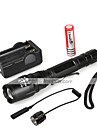 5 LED Flashlights/Torch Handheld Flashlights/Torch LED 1000 Lumens 5 Mode Cree XM-L T6 Waterproof for Multifunction