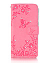 For Samsung Galaxy S8 Plus S8 Case Cover Butterfly Love Flowers Pattern Embossed Point Drill PU Material Phone Case S7 S6 (Edge) S7 S6 S5