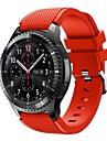 Samsung gear s3 watch substituição silicone esportes cinta para samsung s3