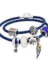 Women\'s Charm Bracelet Friendship Fashion Alloy Round Jewelry For Anniversary Gift Valentine 1pc