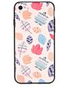 Pour Motif Coque Coque Arriere Coque Forme Geometrique Dur Polycarbonate pour AppleiPhone 7 Plus iPhone 7 iPhone 6s Plus iPhone 6 Plus
