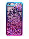 iphone 7 플러스 7 tpu 소재 도금 레이저 조각 quicksand 전화 케이스 6s 플러스 6 플러스 6s 6 se 5s 5