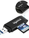 Compact Flash SD / SDHC / SDXC MicroSD / MicroSDHC / MicroSDXC / TF USB 3.0 USB Leitor de cartao