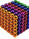 Jouets Aimantes 216 Pieces 5 MM Soulage le Stress Jouets Aimantes Gadgets de Bureau Casse-tete Cube Pour cadeau