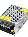 Hkv® 1pcs mini-taille led alimentation de commutation 12v 2a 25w transformateur d\'eclairage adaptateur secteur ac100v 110v 127v 220v a