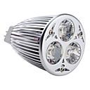 baratos Luminárias de LED  Duplo-Pin-350-450lm GU5.3(MR16) Lâmpadas de Foco de LED MR16 3 Contas LED LED de Alta Potência Branco Natural 12V