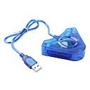 hesapli PS2 Aksesuarları-USB Kablo ve Adaptörler için Sony PS2 Mini Kablolu