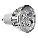 hesapli Makyaj ve Tırnak Bakımı-4 W 3000 lm GU10 LED Spot Işıkları 4 LED Boncuklar Yüksek Güçlü LED Dekorotif Sıcak Beyaz 85-265 V