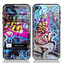 hesapli iPhone Stickerları-Ekran Koruyucu Apple için iPhone 6s iPhone 6 1 parça Tam Kaplama Ekran Koruyucular