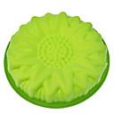 preiswerte Backzubehör & Geräte-Backwerkzeuge Silikon Umweltfreundlich Kuchen / Plätzchen / Obstkuchen Backform 1pc
