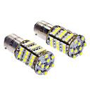 billige LED Bil Pærer-1157 BAY15D (1157) Bil Hvid 3W SMD 3528 6000-6500 Blinklys Bremselys