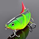 preiswerte Angelhaken-1 pcs Harte Fischköder / kleiner Fisch / Angelköder Harte Fischköder / kleiner Fisch Fester Kunststoff leuchtend / fluoreszierend Seefischerei / Fischen im Süßwasser