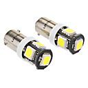 hesapli LED Araba Ampulleri-Araba Ampul SMD LED 108-126 lm Dönüş Sinyali Işığı For Uniwersalny