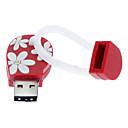 hesapli USB Flaş Sürücüler-8GB USB flash sürücü usb diski USB 2.0 Plastik Karikatür Kompakt Boyut