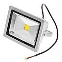 hesapli LED Ampuller-JIAWEN 1pc 20 W 1400 lm 1 LED Boncuklar Entegre LED Su Geçirmez Sıcak Beyaz 220-240 V / 85-265 V