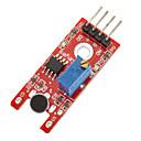 abordables Détecteurs-microphone voix module de capteur sonore pour (pour Arduino)
