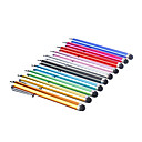 Недорогие Украшения для мобильных телефонов-твердый цвет стильный металлический стилус для ipad iphone 8 7 samsung galaxy s8 s7 (различные цвета)
