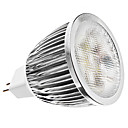 hesapli LED Spot Işıkları-zdm ™ 5w GU5.3 (MR16) spot MR16 led 5 450 lm doğal beyaz ac 12 v