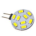 hesapli LED Bi-pin Işıklar-SENCART 1pc 2.5 W 120-150 lm G4 LED Spot Işıkları 9 LED Boncuklar SMD 5730 Serin Beyaz 12 V