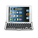Недорогие Мушки и блесны для рыбалки-алюминиевый корпус ж / Bluetooth клавиатура для Ipad мини 3 Ipad мини 2 Ipad мини