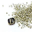 hesapli Makyaj ve Tırnak Bakımı-300 pcs Nail Jewelry / Dekorasyon Setleri Soyut / Moda Günlük / Metal