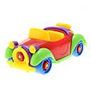 hesapli Bulmaca Oyuncaklar-Oyuncak Arabalar Eğlence Plastik Klasik Parçalar Genç Erkek Çocuklar için Hediye