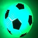 ieftine Lumini & Gadget-uri LED-Coway bliț minge luminiscență de fotbal condus de veghe (culoare aleatorii)
