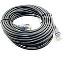 hesapli Eternet Kabloları-RJ45 ethernet ağ kablosu ücretsiz kargo 10m 33ft kaliteli cat5e rj45
