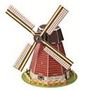ieftine Ustensile Bucătărie & Gadget-uri-jucării educative puzzle magie holland model de Messier puzzle 3d pentru copii și pentru adulți Jigsaw puzzle (20buc)