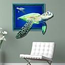 hesapli Fırın Araçları ve Gereçleri-3D Duvar Etiketler 3D Duvar Çıkartması Dekoratif Duvar Çıkartmaları, Vinil Ev dekorasyonu Duvar Çıkartması Duvar