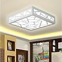 hesapli Duvar Işıkları-Sıva Altı Monteli Ortam Işığı - LED, 90-240V, Sıcak Beyaz / Beyaz, LED Işık Kaynağı Dahil / 10-15㎡ / Birleştirilmiş LED