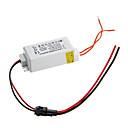 저렴한 LED 자동차 전구-0.3A 4-7w DC 10-25V ac 85-265v 외부 정전류 전원 공급 장치 드라이버 (led 패널 램프 용)
