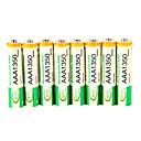 cheap Connectors & Terminals-High Quality 1350Mah Bty Ni-Mh Aaa 1.3V Rechargeable Battery 8Pcs