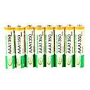 baratos Terminais e Conectores-BTY 1.2V 1350mAh Recarregável NI-MH AAA Bateria 8 pcs