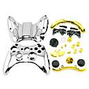 hesapli Xbox One Aksesuarları-Oyun Denetleyicisi Yedek Parçalar Uyumluluk Xbox 360 ,  Oyun Denetleyicisi Yedek Parçalar ABS 1 pcs birim