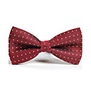 cheap Brooches-Men's Party / Work / Basic Bow Tie - Polka Dot