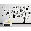 preiswerte Stickers für die Dekoration-Botanisch Wand-Sticker Flugzeug-Wand Sticker Dekorative Wand Sticker, Vinyl Haus Dekoration Wandtattoo Wand